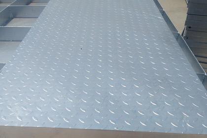 黑龙江复合钢格栅板