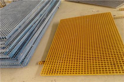 新疆玻璃钢格栅板