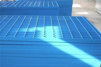 喷涂钢格栅板