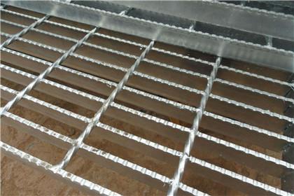黑龙江防滑钢格栅板
