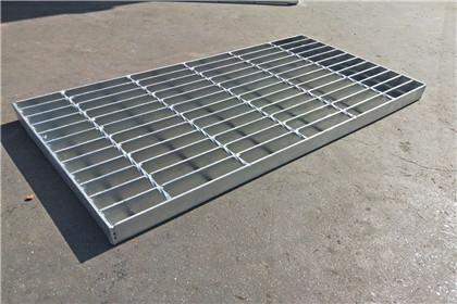 新疆沟盖钢格栅板
