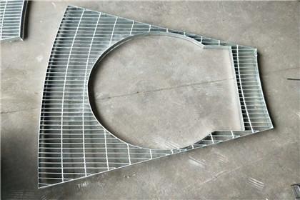 黑龙江异型钢格栅板