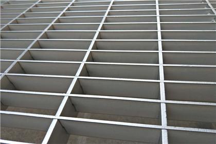 黑龙江插接钢格栅板
