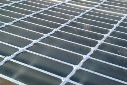 黑龙江平台钢格栅板