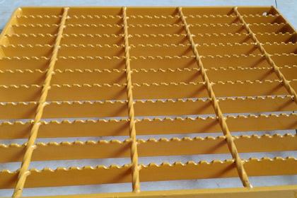 黑龙江喷涂钢格栅板