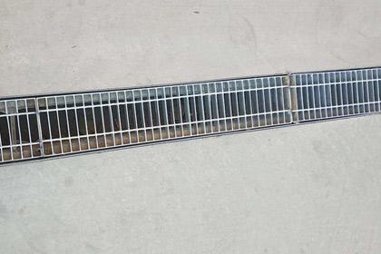沟盖钢格栅板